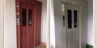 エレベーター塗装